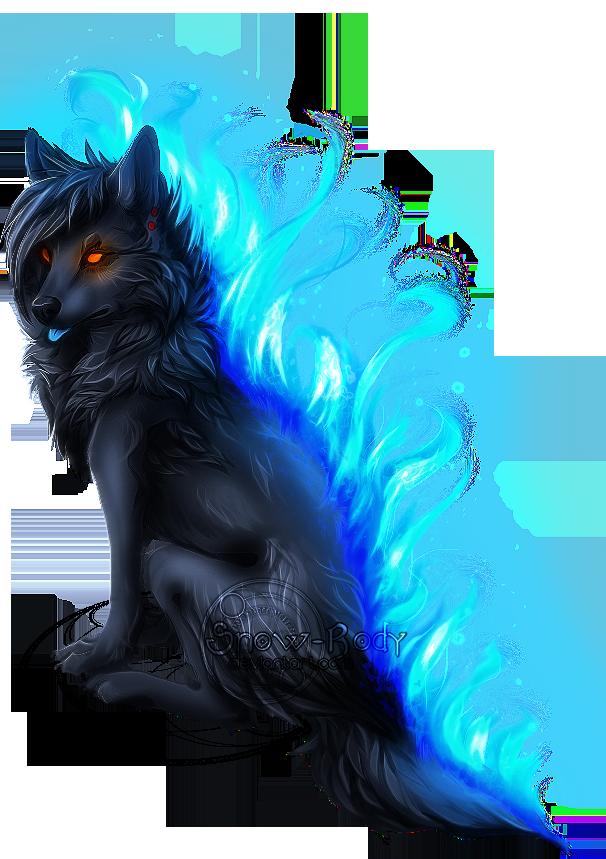t thanatos by snow body on deviantart anime wolves pinterest