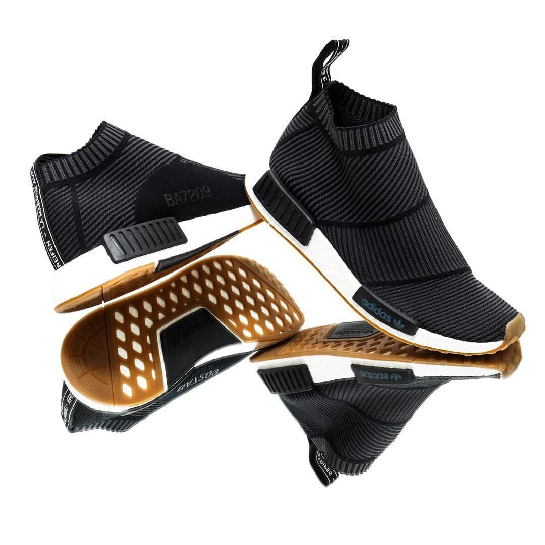 Cheap Adidas x Pharrell NMD Human Race Red with original boost preorder