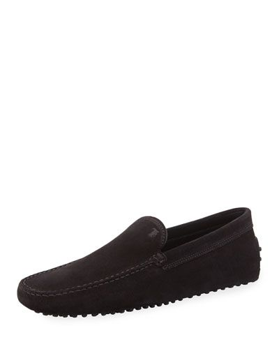 Loafers for Women On Sale, Sand, Suede leather, 2017, 2.5 Tod's