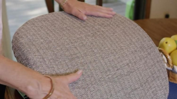 Up N Go Cushion Helps Seniors And Disabled Easily Get Up From