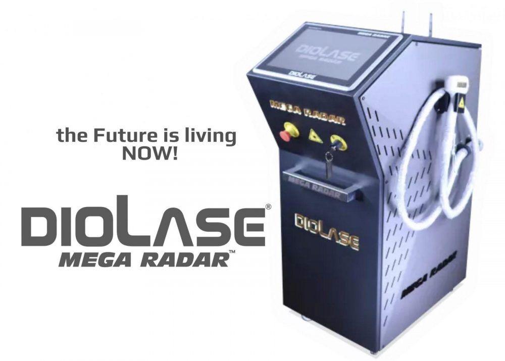 Diolase Mega Radar Laser Professional Permanent Hair Removal Epilator Epilation Machine | YeniExpo B2B Turkey Wholesale Marketplace