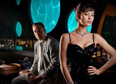 Olga Kurylenko In Magic City Starz Entertainment Olga Kurylenko