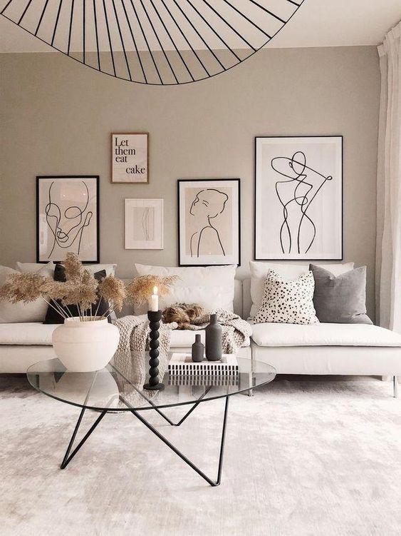 20 Scandinavian Living Room Ideas To Get An Elegant Look Decorface Com In 2020 Living Room Scandinavian Scandi Living Room Luxury Living Room #stylish #living #room #decor