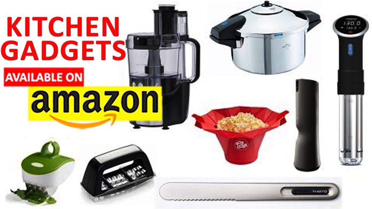 Top 10 Best Kitchen Gadgets On Amazon You Should Buy 4 With