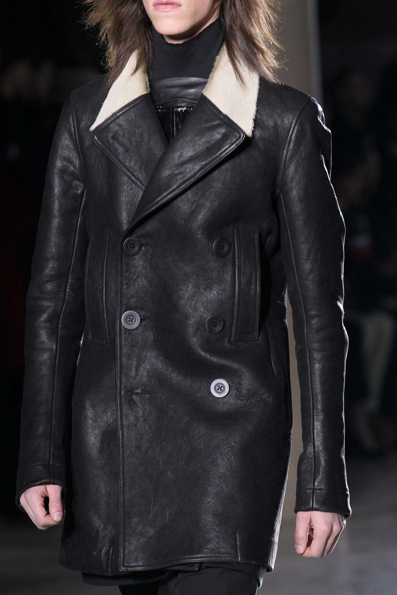 Rick Owens Fall 2015 Menswear Fashion Show (With images