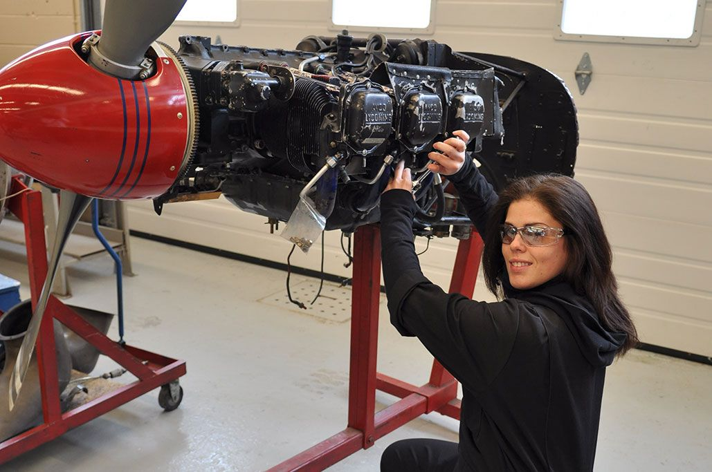 Aviation Products Aircraft maintenance engineer