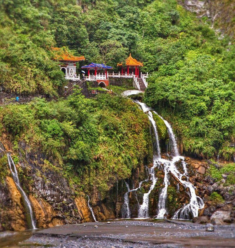 Eternal Spring Shrine, Xiulin Township, Hualien County, Taiwan