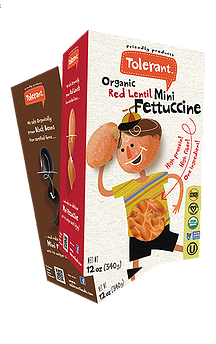 Tolerant Lentil Pasta Website Says Thats The Only Ingredient