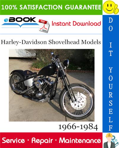 Harley Davidson Super Glide Fl Shovelhead 1971 Motorcycle Service Repair Manual Motorcycle Model Repair Manuals Harley Davidson