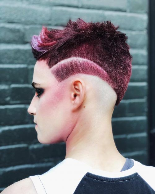 Top 30 Burgundy Hair Color Shades of 2020 | Hairstyles for ...