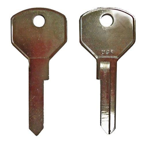 Bargman Key Blank Old Hurd Cylinders Key Blanks Cylinder Key