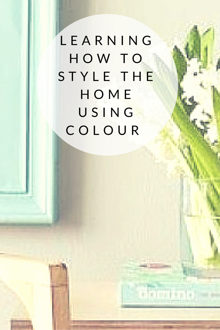 The course? iStyle Colour – The first in a series of leisure courses designed to give students the chance to learn how to create the home they love, (or dip their toe in the water of exploring a new career.) #istyle #onlinecourse #style #interiors #home #homedecor #homestyling