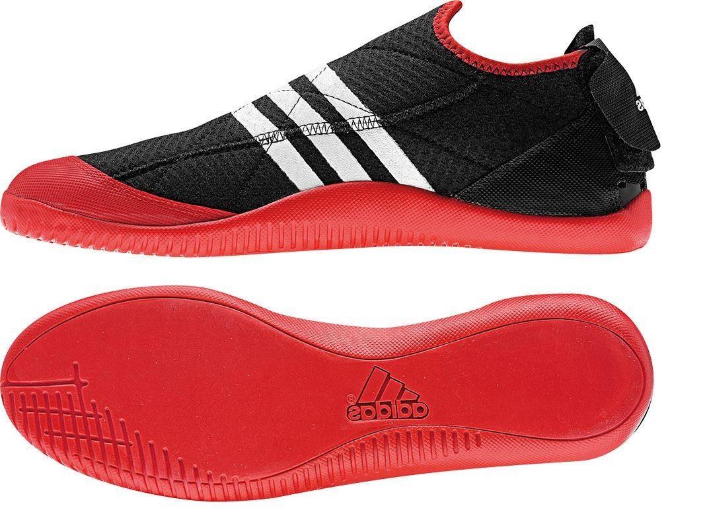Adidas Sailing Adipower Trapeze Segelschuh schwarzweißrot