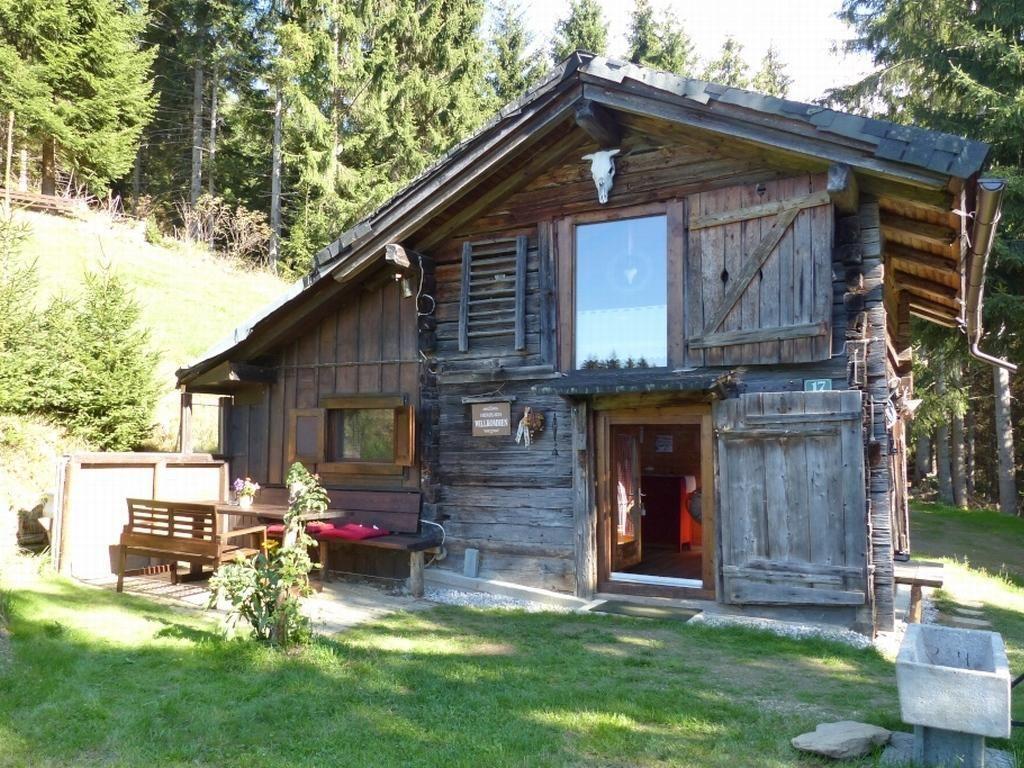 Die gemütliche Wieseneckhütte in Alleinlage für 1 2