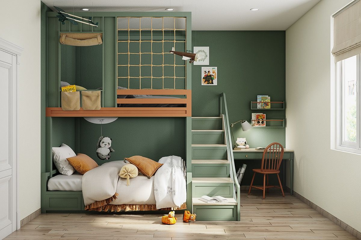51 Modern Kid's Room Ideas With Tips & Accessories To Help You Design Yours
