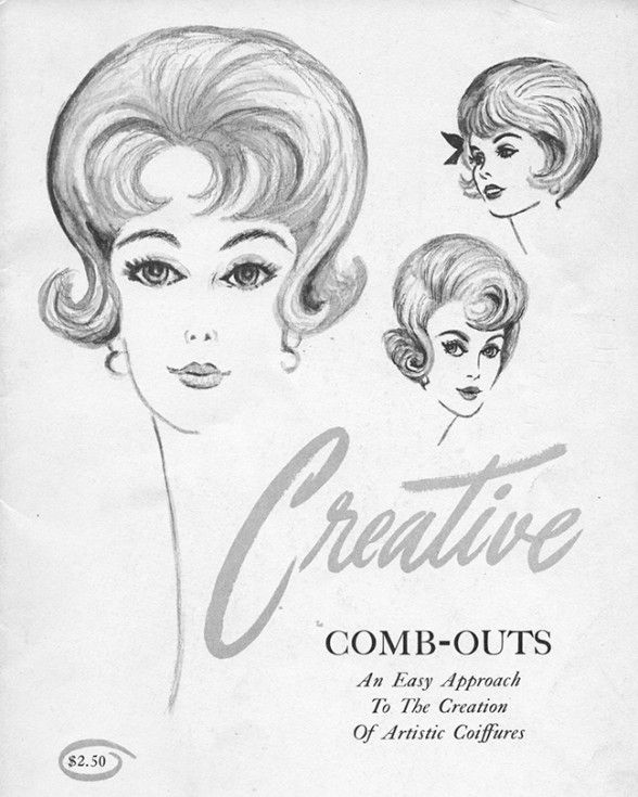 vintage creative bing hairstyle magazine midcentury modern mama 1950S-Style Pin Curl vintage creative bing hairstyle magazine