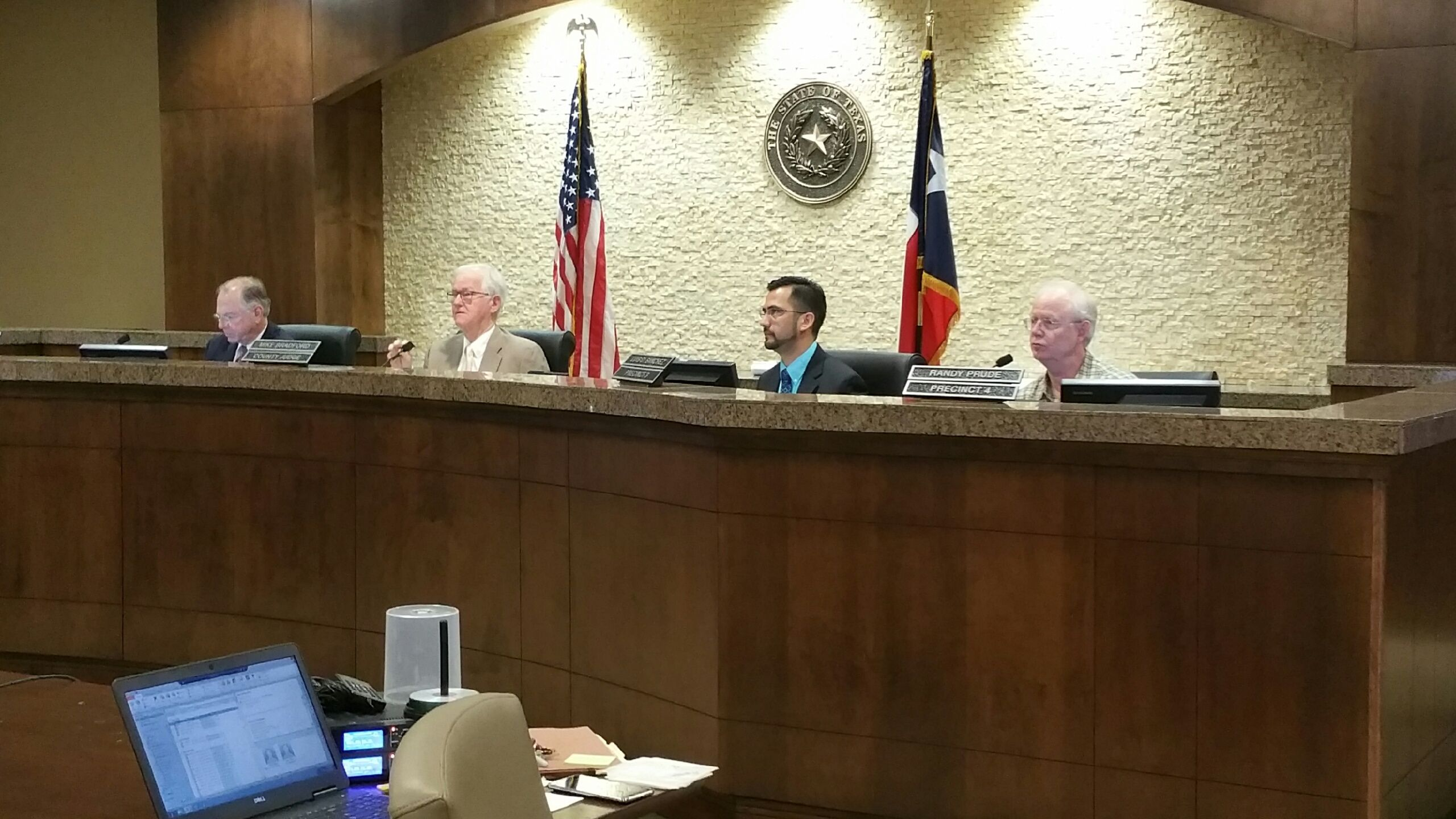 Pin By Midland County News On Midland County Commissioners