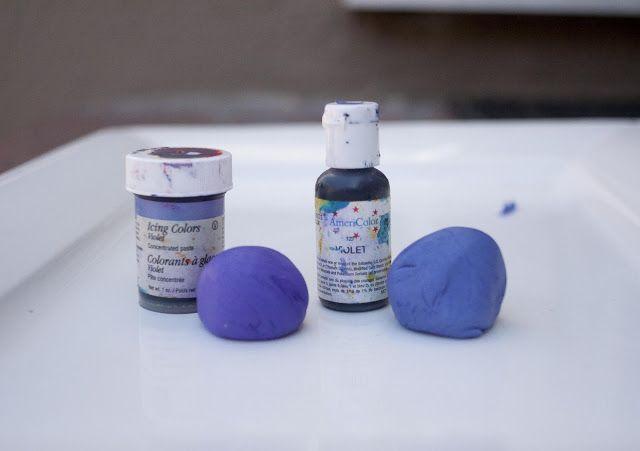 On Purple Fondant | Erica Obrien Cake Design