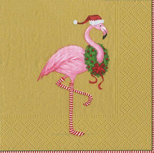 Caspari 13361C Entertaining with Christmas Flamingo Cockt... https://www.amazon.ca/dp/B01DGITE9U/ref=cm_sw_r_pi_dp_x_fShOyb90WZD7G