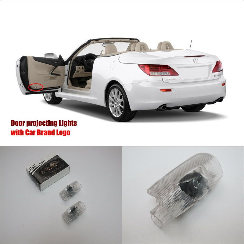 For Lexus IS 20062014 Door Ghost Shadow Lights Ca Price: $19.21 Buy From AliExpress:http://5.gp/m5yB