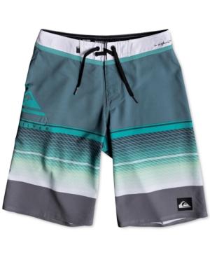 a0dadab828021 Quiksilver Highline Swim Trunks, Big Boys - Blue 23   Products ...