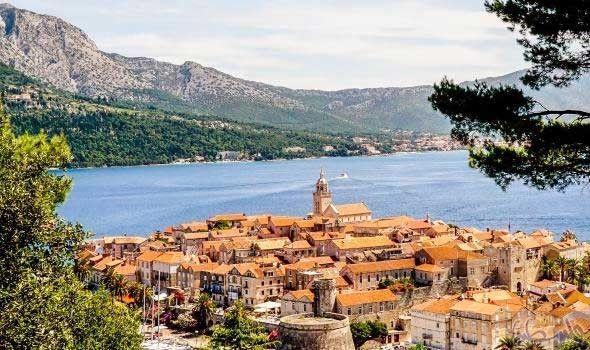 جزر كرواتيا الأفضل لقضاء شهر العسل وعطلة لا ت نسى Croatia Travel Travel Island Hopping