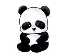Kawaii Panda Desenhos De Animais Fofos Kawaii Desenhos Fofos E