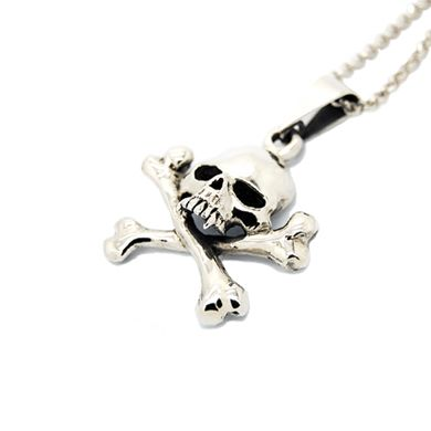 Skull crossbones pendant the great frog london yo ho its a skull crossbones pendant the great frog london aloadofball Gallery