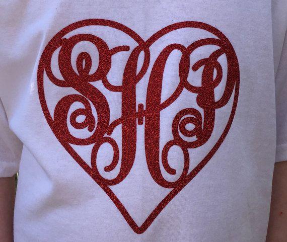 Valentino camicia camicia cuore monogramma di SoutherlyMade