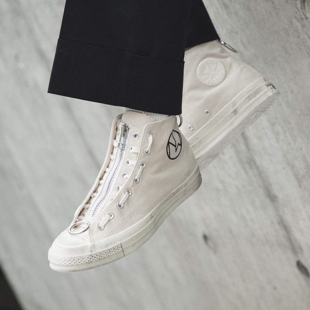 undercover converse the new warriors