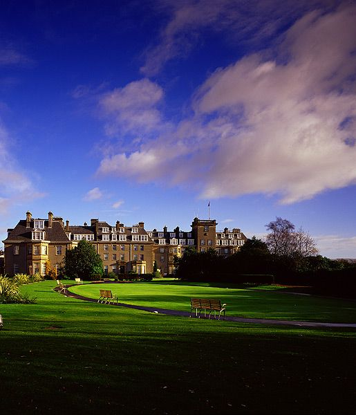 Best Romantic Hotels Scotland: Perthshire, Scotland (Home Of The