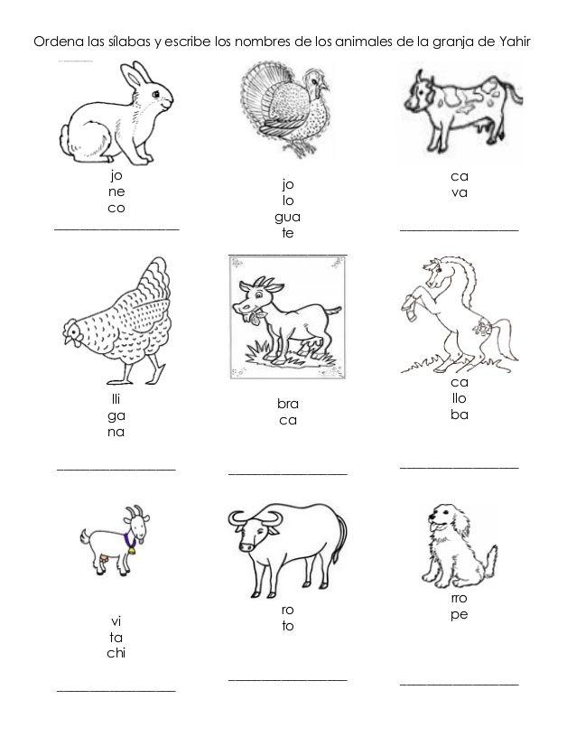 Excelente cuadernillo de trabajo silabicos alfabeticos