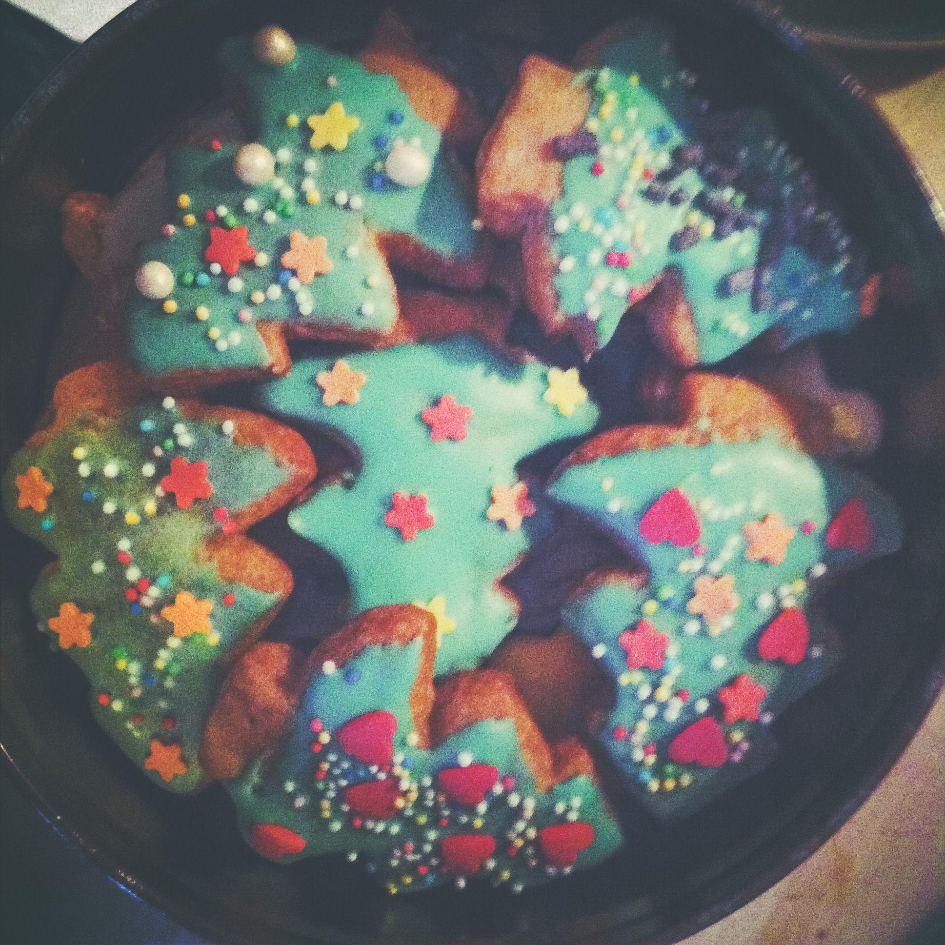 Blogmas Bakery: Marzipan & Cinnamon Cookies - Blog Alina Nois