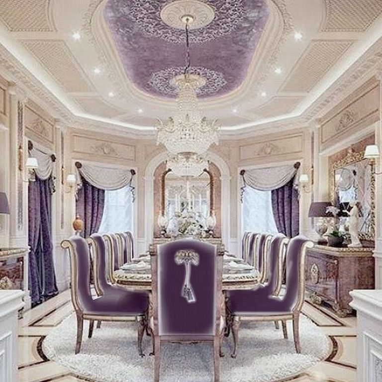 35 Luxury Dining Room Design Ideas: 30+ Luxurious Dining Room Design Make Evocative Your Eat