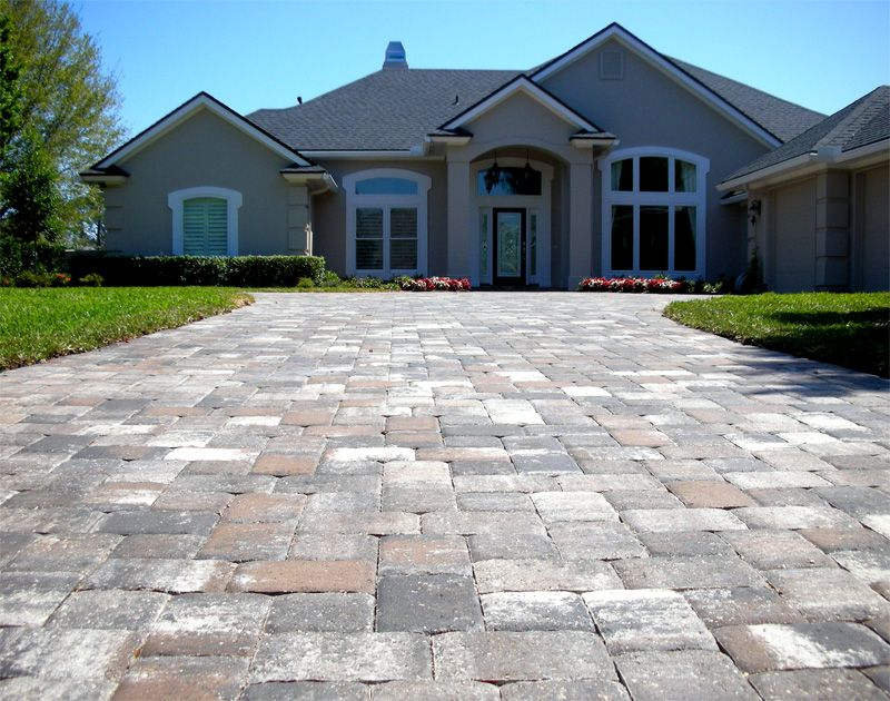 Holland paver ideas paver driveway idea photo gallery for New driveway ideas