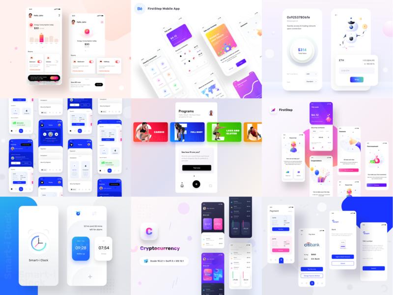 2019 Favourite Mobile Apps Light Mode