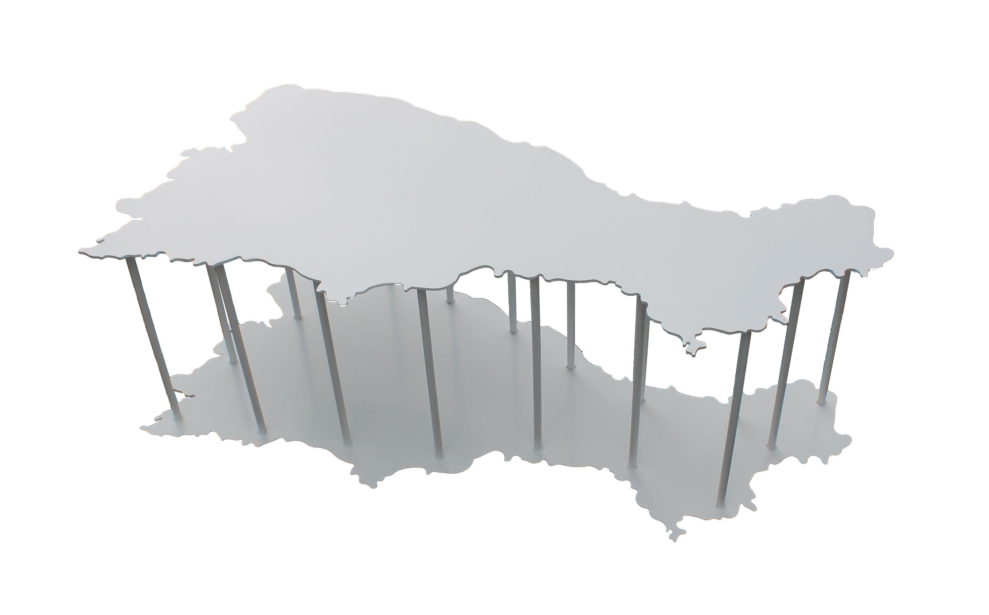 Capri coffee-table iron version