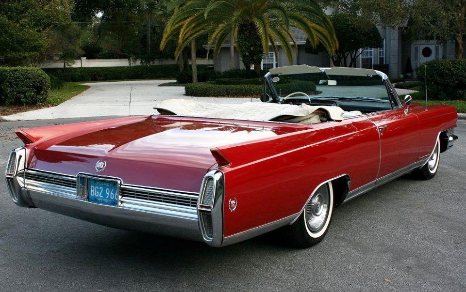 Pin Op Cadillacs