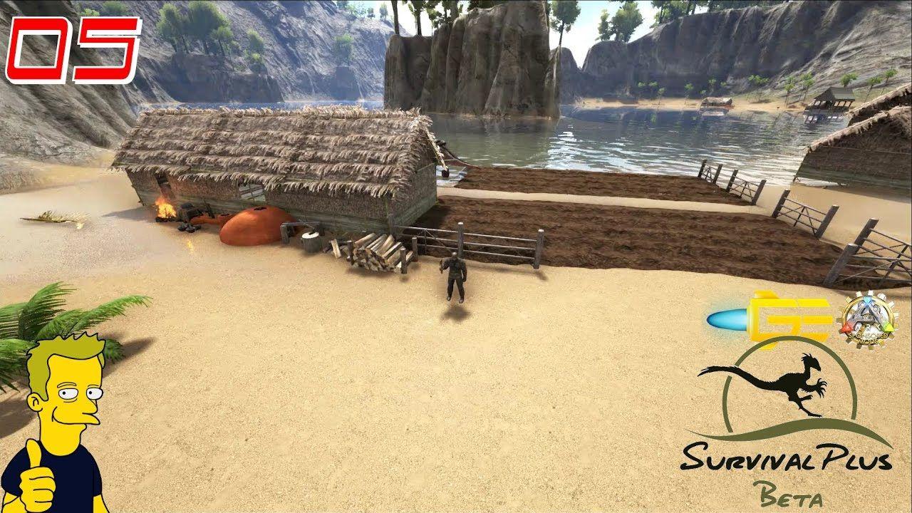 Ark Survival Plus Down On The Farm S1 E5 Ark Survival