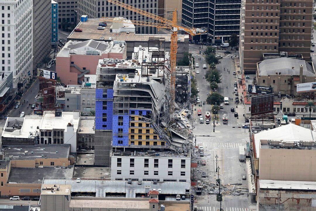 Fox News Damaged Cranes Hampering Rescue Efforts In Partially