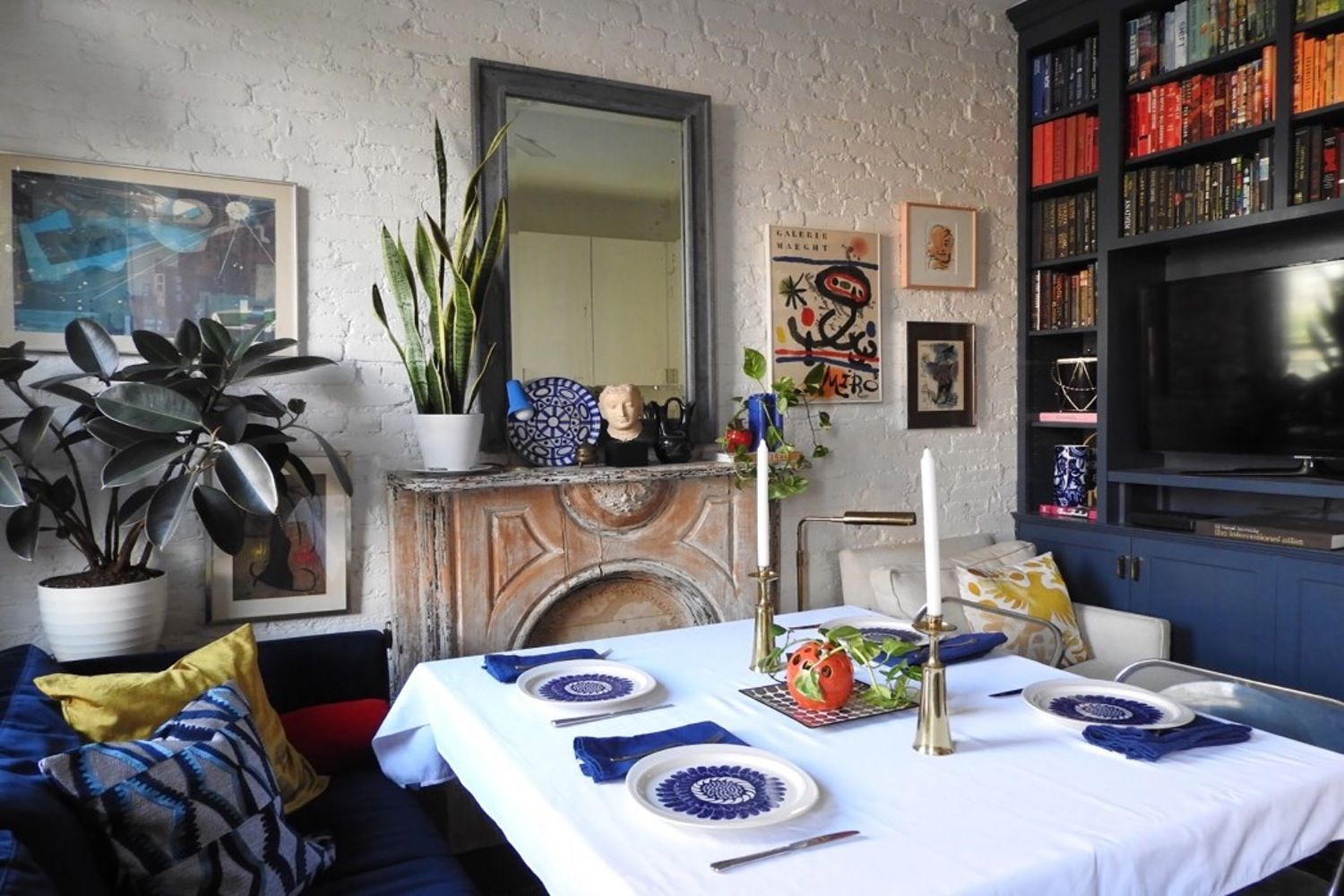 Dorf innenarchitektur ever wanted to live in a house tour this small east village