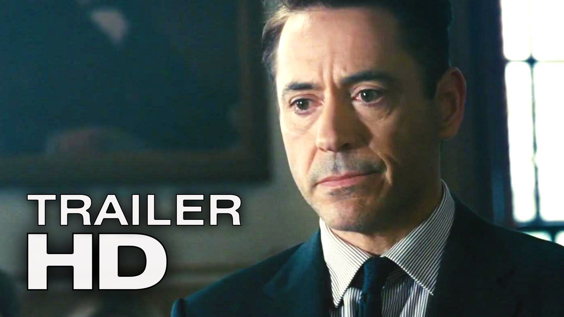 The Judge Official Trailer (2014) Robert Downey Jr. [HD