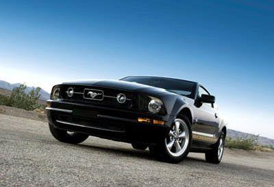Photos Of 50 Years Of Vintage Ford Mustangs Black Mustang 2008 Ford Mustang Ford Mustang Gt