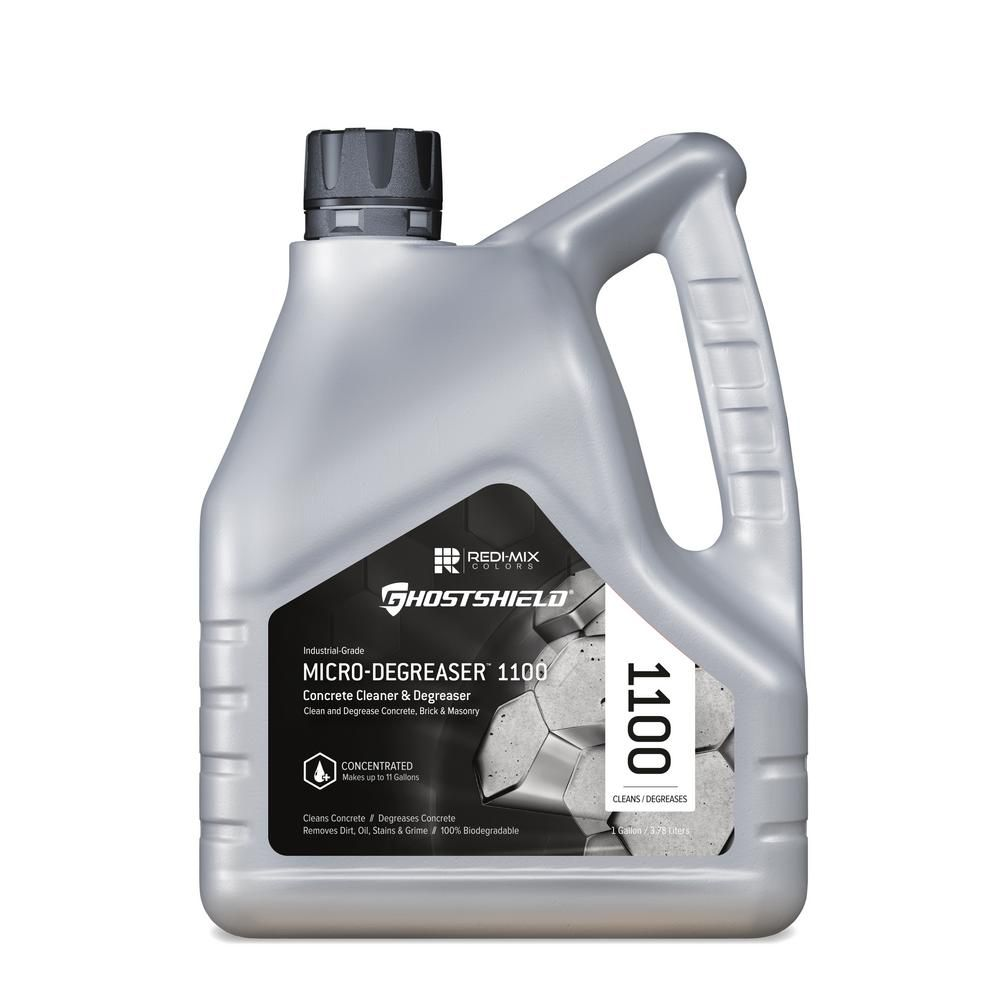 Ghostshield 1 Gal  Concrete Cleaner and Degreaser | Products