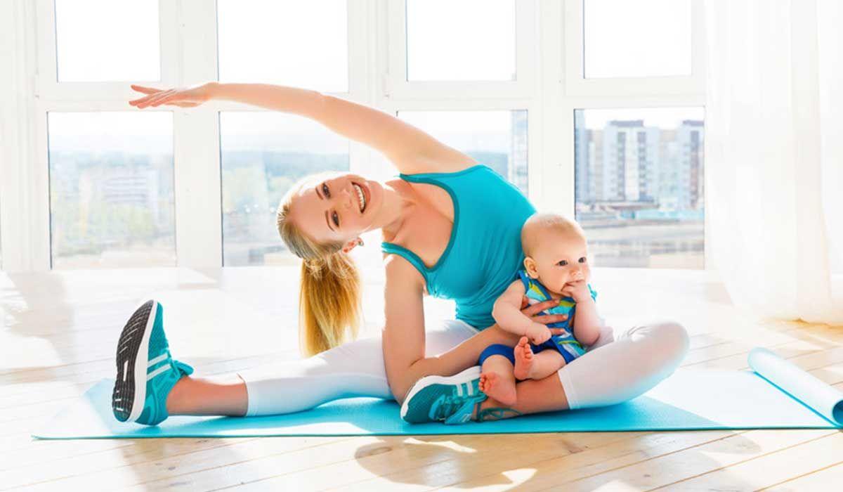 تمارين لشد ترهلات البطن بعد الولادة In 2020 Overweight Kids Overweight Children