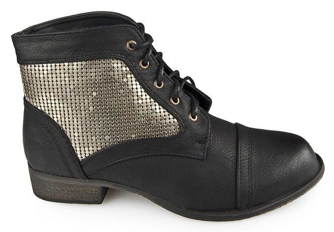S 790 Sztyblety Workery Zlota Siatka Czarne 38 4528991394 Oficjalne Archiwum Allegro Shoes Bags Wedges