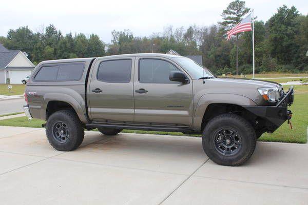 Show Me Your Shell Tacoma Truck Tacoma Accessories Toyota Tacoma Trd