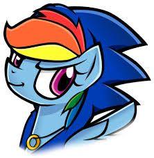 """Résultat de recherche d'images pour """"rainbow dash sonic cosplay"""""""