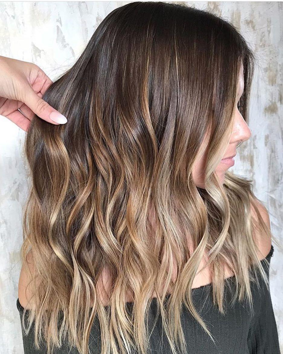 Pin by Morgan Brennan on hair | Balayage hair, Hair