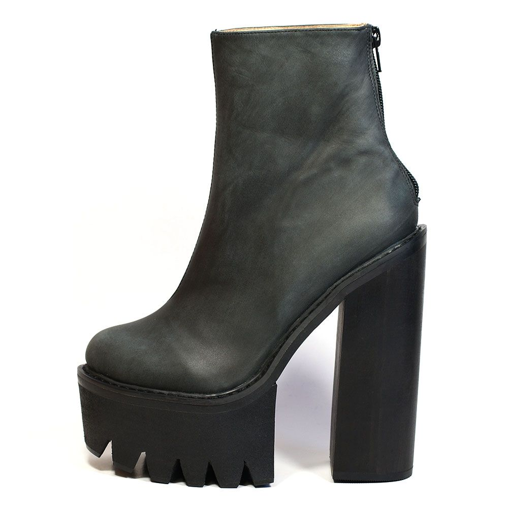 Mulder - W2014 Jeffrey Campbell : Style-Boots : Home